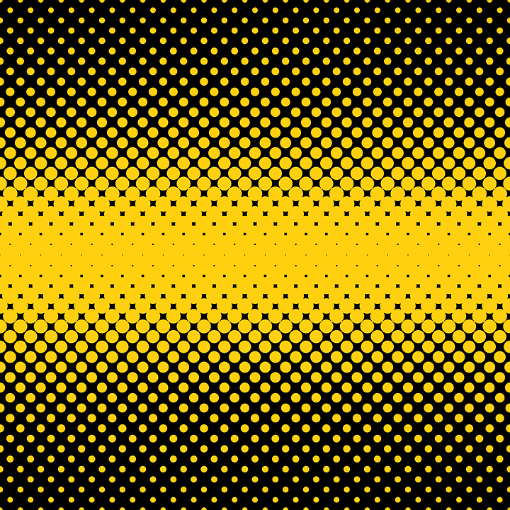 Dot Halftone Pattern Vector - Free vector graphic on Pixabay