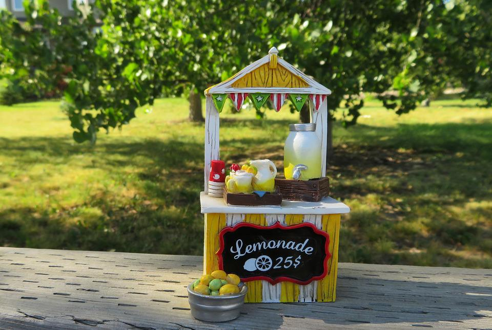 Tradisjonell markedsføring inkluderer for eksempel praksisen bak salg av lemonade!
