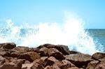 wave, breeze, sea