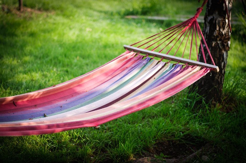 Garten Hangematte Rest Kostenloses Foto Auf Pixabay