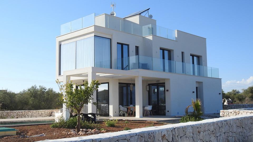 Sa Rapita, Mallorca, Baleary, Budowa, Dom, Projekt