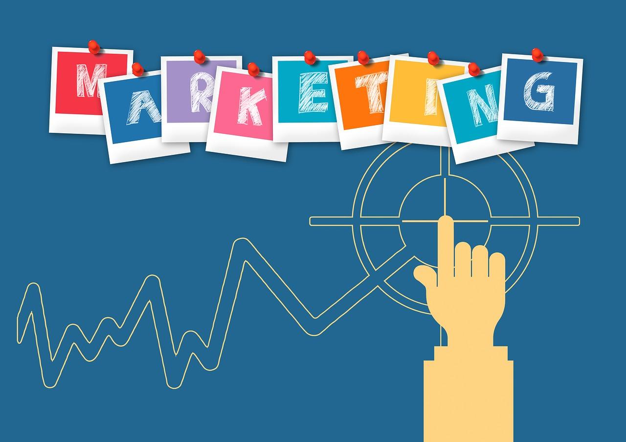 Маркетинг в рисунках и картинках