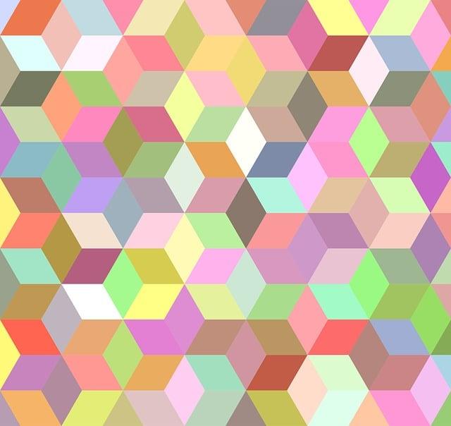 mosaic background cube 183 free image on pixabay