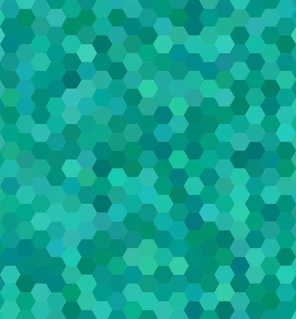 Free Illustration Teal Blue Green Background Free