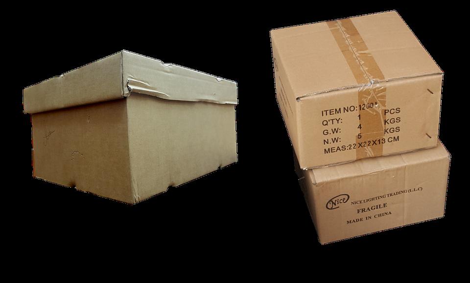Кутия, Прозрачен, Контейнер, Кашон, Доставка, Пакет