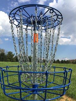 Disc Golf, Frisbee Golf