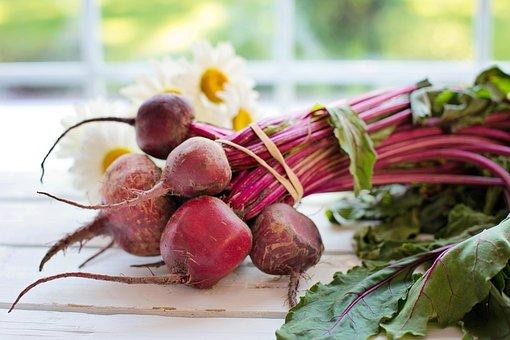Vegetable, Beets, Food, Healthy, Fresh