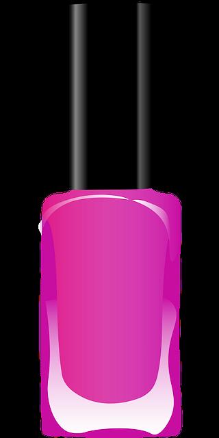 Free Vector Graphic Nail Polish Varnish Free Image On Pixabay 2485198