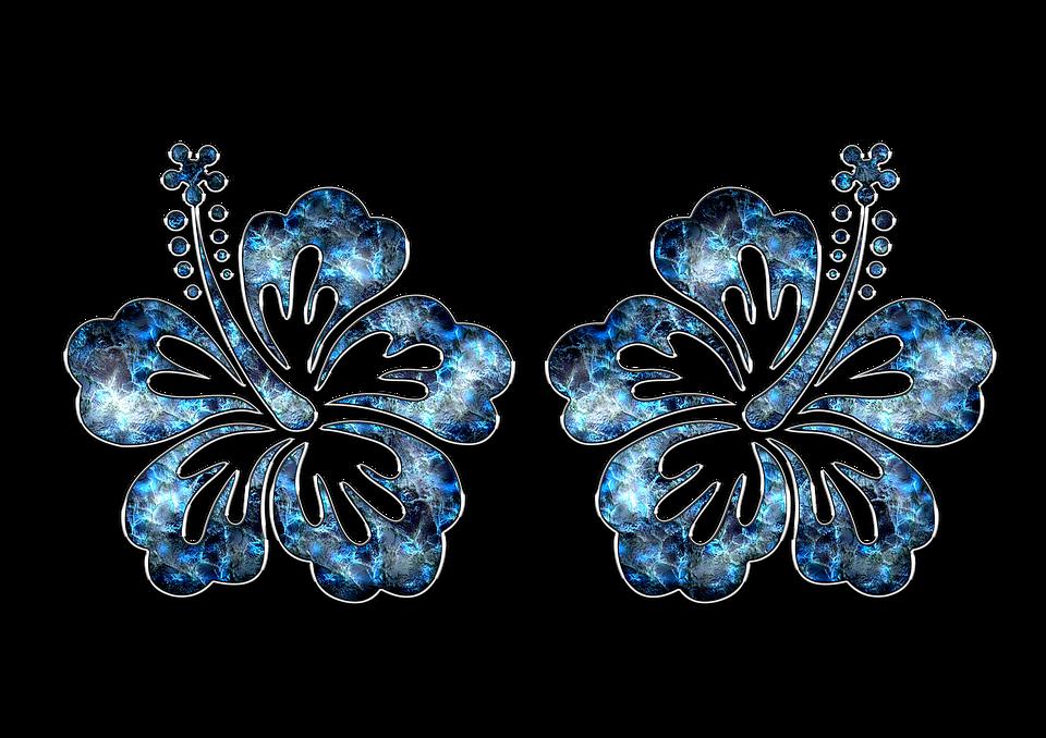 Decor Ornament Blue · Free image on Pixabay