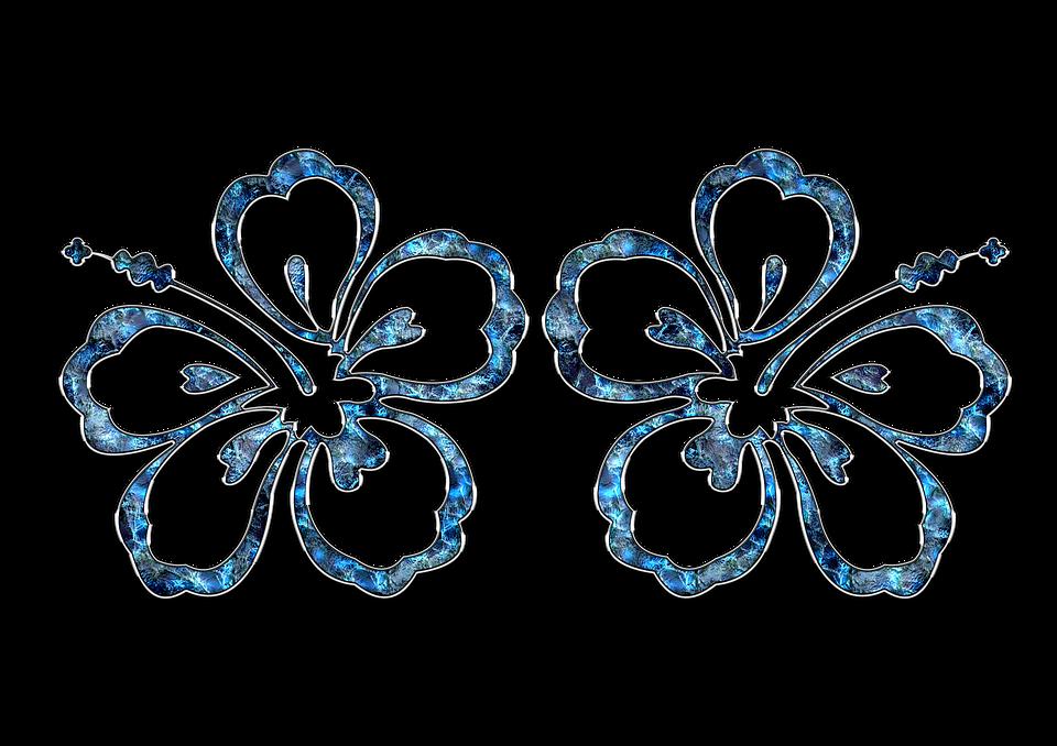 Dekor Ornament Blau · Kostenloses Bild auf Pixabay