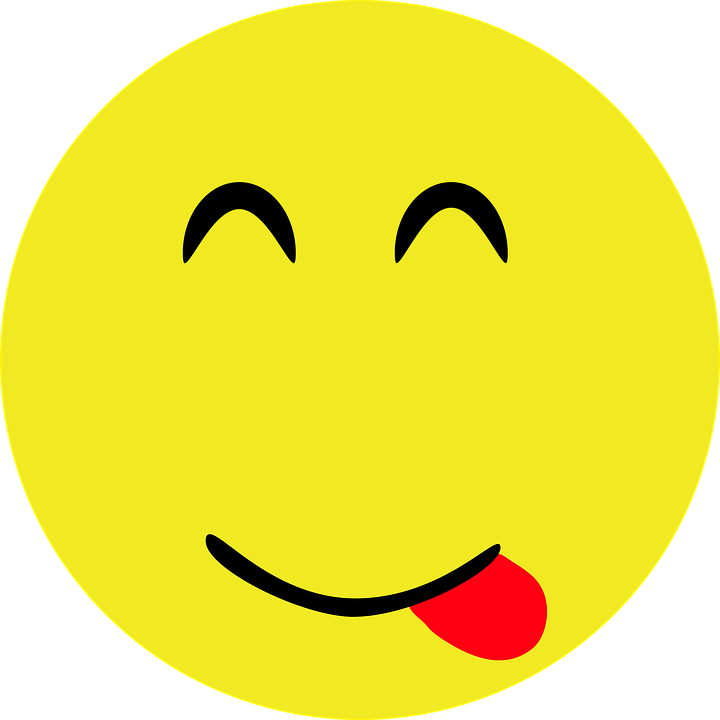 Yummy Smiley Emoji Free Vector Graphic On Pixabay