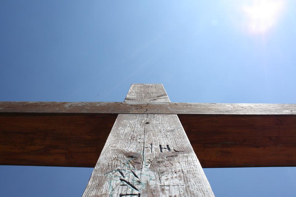 Cross, Jesus, Christ, Sky, Faith, Jesus Christ