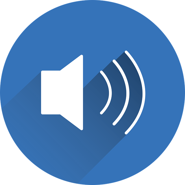 free vector graphic speaker sound icon volume audio