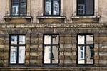 facade, window, mirroring