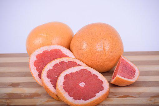 Grapefruit, Grapefruit Red, Citrus