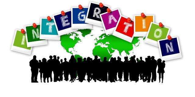 Integratie Migratie Vluchteling 183 Gratis Afbeelding Op Pixabay