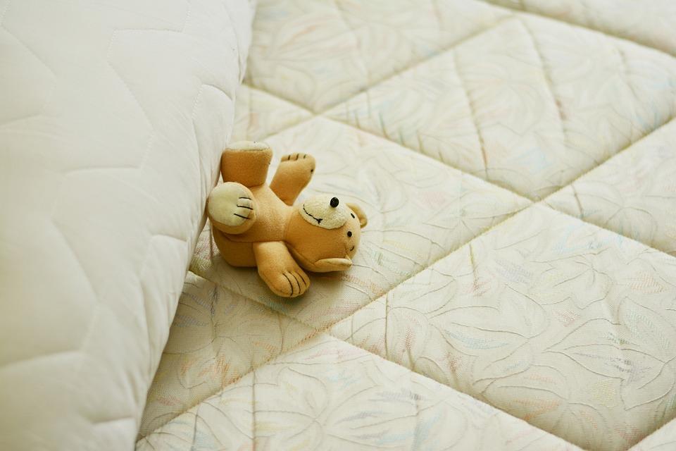 マットレス, ベッド, 枕, 睡眠, リラックス, リラクゼーション, 残りの部分, 寝る場所, 寝具, 懸念