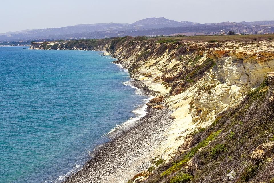 coastline coast rocky pebble free photo on pixabay