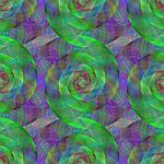 fractal, spiral, swirl