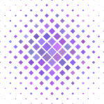 purple, square, pattern