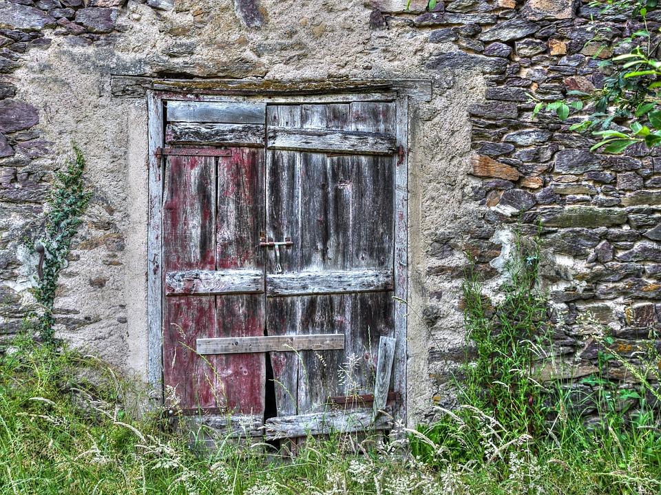 Vieille, Porte - Images gratuites sur Pixabay