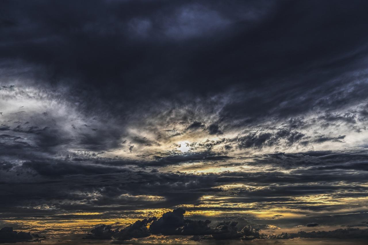 того, фото грозное небо важно