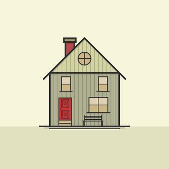 家, アイコンを, シンボル, アーキテクチャ, 屋根, ウィンドウ, ドア