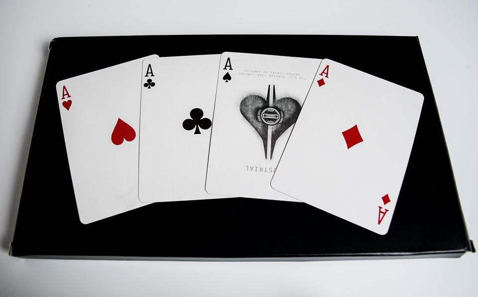 火かき棒, 手紙, デッキ, カジノ, お金, ランダム, として, クローバー, 心, がんばって