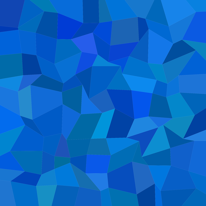 Blue Background Triangle - Free vector graphic on Pixabay