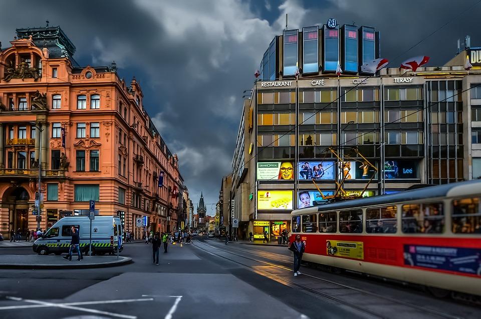 prague city town free photo on pixabay