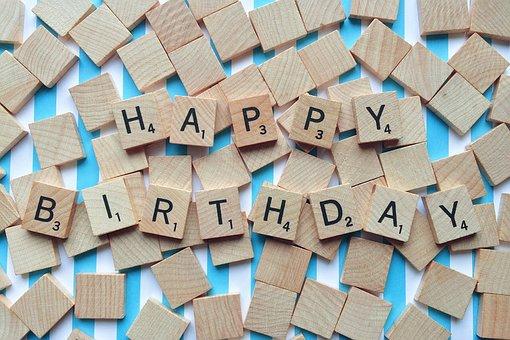 Birthday, Celebrate, Happy Birthday