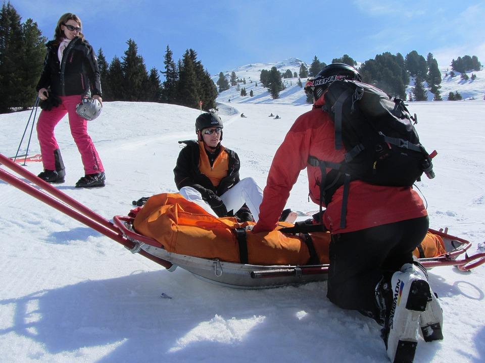 Wintervakantie, Startbaan, Zuid Tirol, Langkofel
