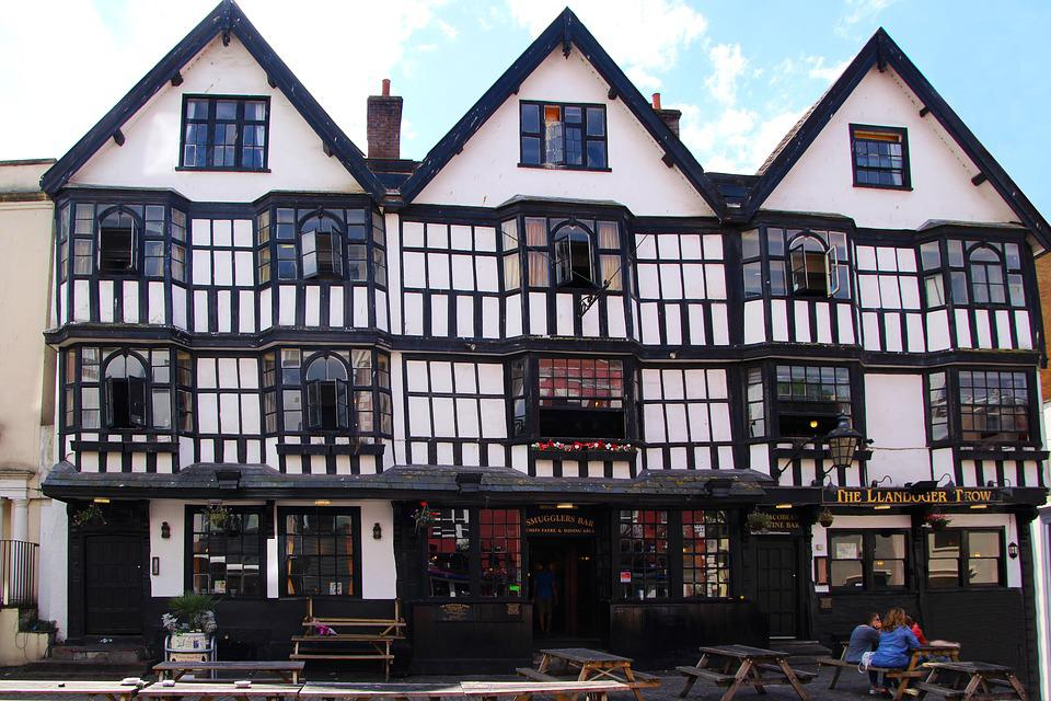 Tudor House House Architecture Exterior Home Old