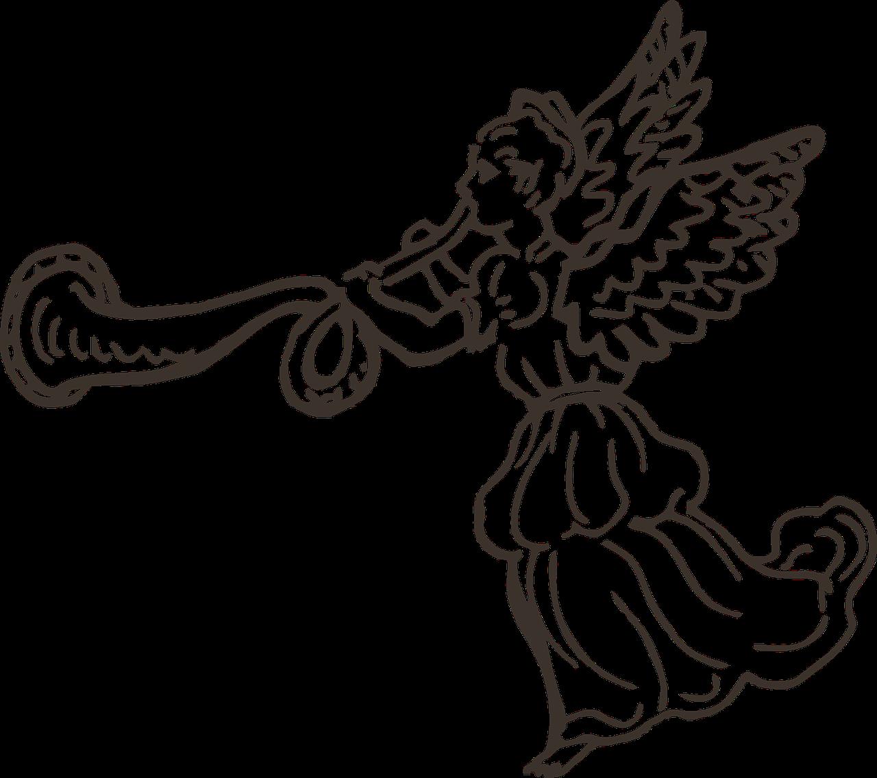заключенный картинки трубящий ангел шкаф