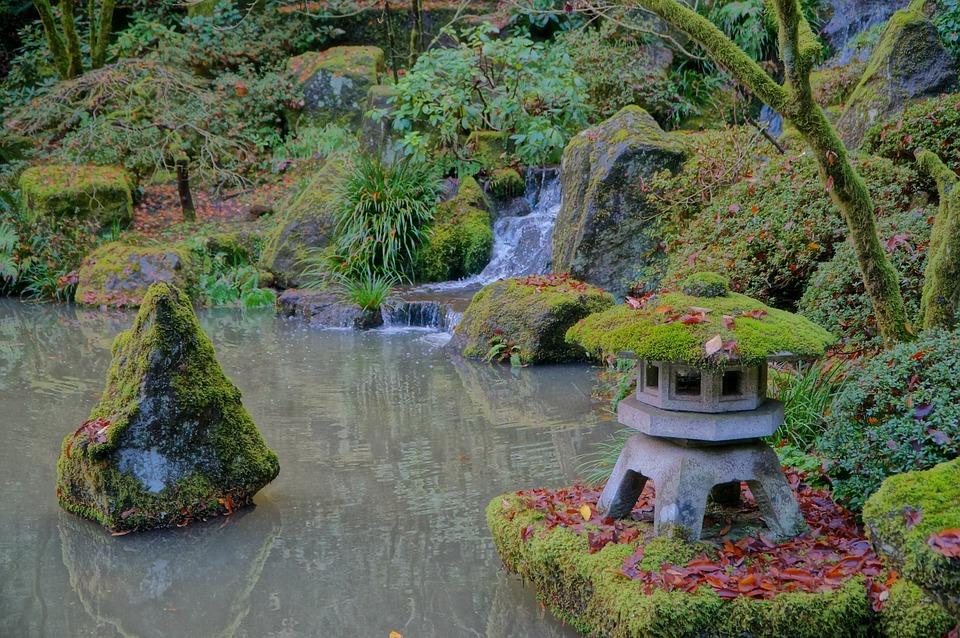 Japanese Garden Fall · Free photo on Pixabay