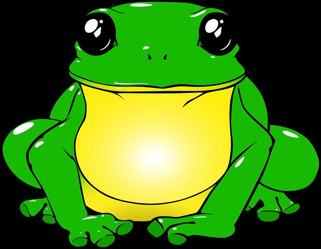 Rana frog sapo imagen gratis en pixabay - Dessin crapaud ...