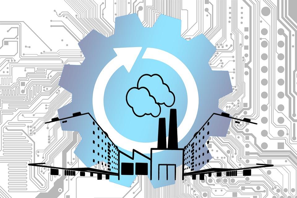 Indústria, Indústria 4, 0, Internet Das Coisas, Projeto