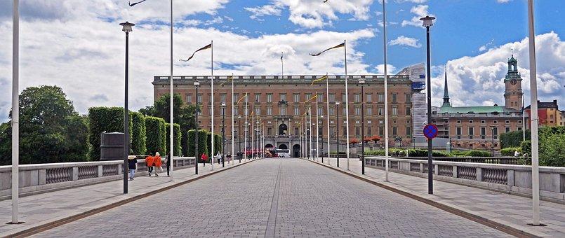 Stockholm, Stadtschloss, Royal Palace