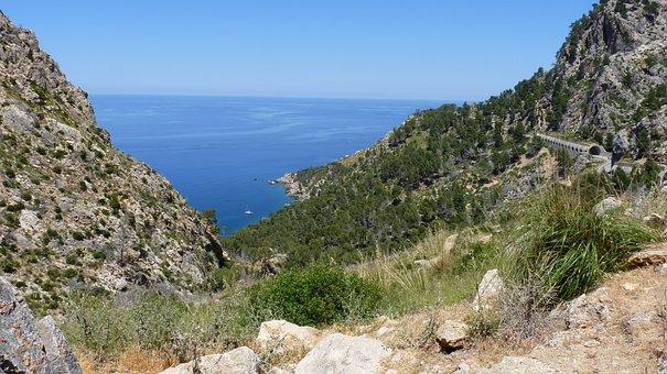 Geschichte Mallorcas - Blick auf´s Meer