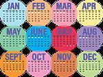 calendar, business