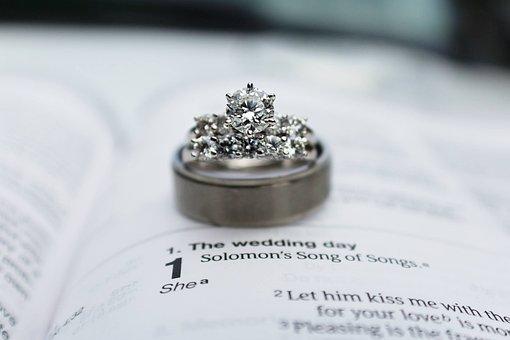 Wedding, Ring, Wedding Rings, Love