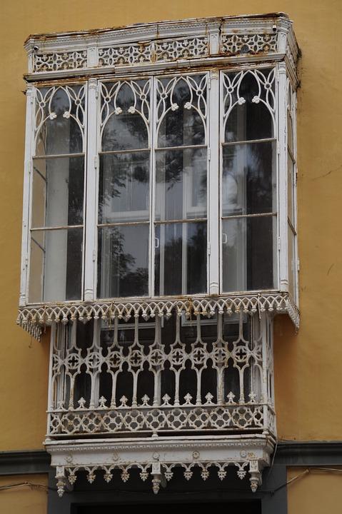 Fenster Balkon Verglast Kostenloses Foto Auf Pixabay