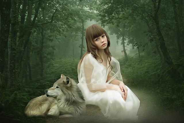 Fantasy Portrait Girl 183 Free Image On Pixabay