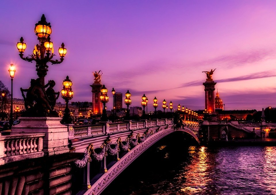 wonderful and amazing places PARIS