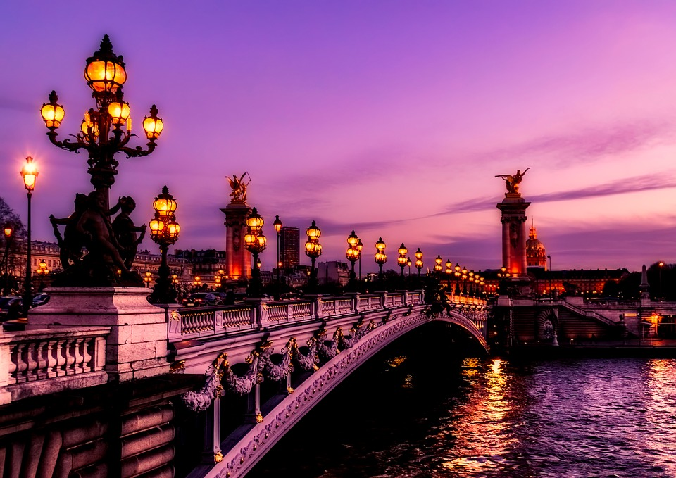 Free photo paris france bridge river water free for Photo de paris