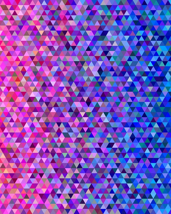 Triangle Tile Mosaic 183 Free Image On Pixabay