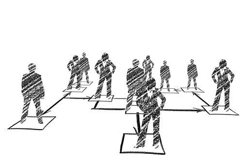 层次结构, 人类, 男子, 女子, 组织, 组织结构图, 建设, 业务, 公司