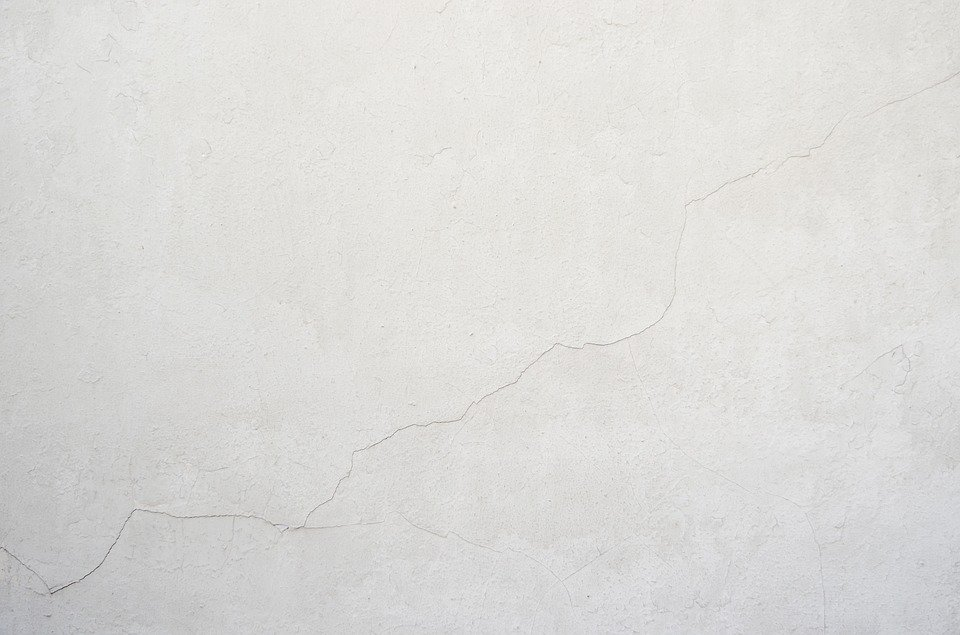 Paint Concrete Brick Wall White