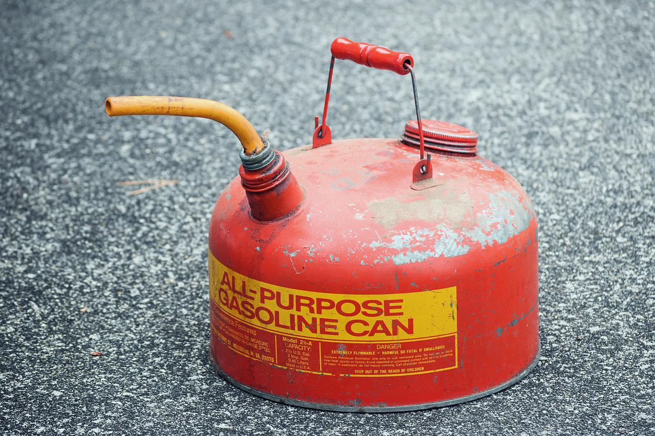 Gasoline Gas Can - Free photo on Pixabay