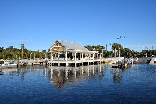 Marina, Lake Toho, Kissimmee, Florida